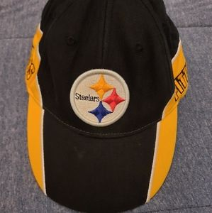 ❤Steelers official NFL cap one size fit all sizing